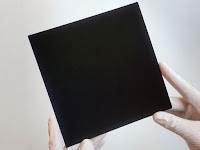 Solar Cell (Photo Credit: Kunta Yoshikawa/Kaneka/Nature Energy) Click to Enlarge.