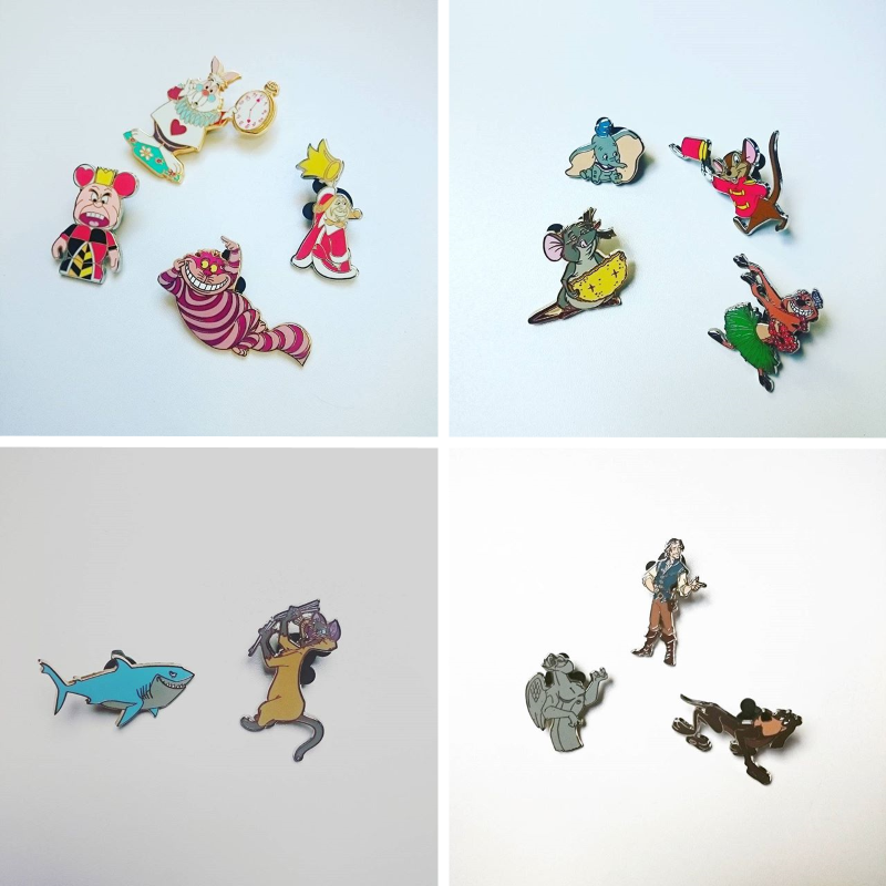 pin's disney en bref 117