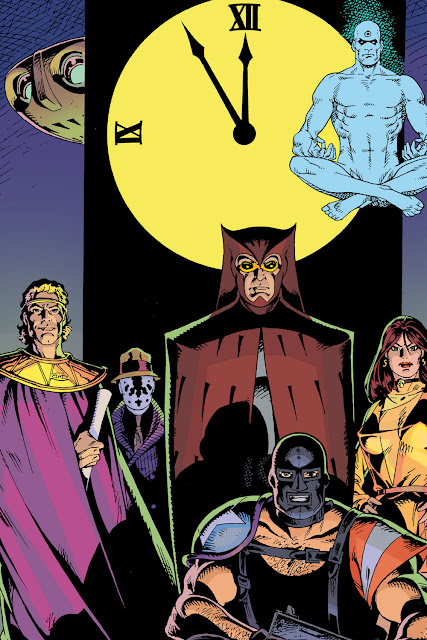 watchmen comic cover