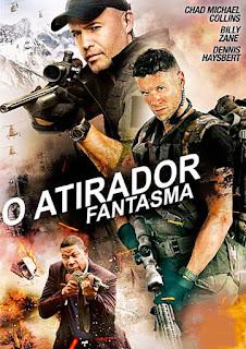 O Atirador Fantasma - DVDRip Dual Áudio
