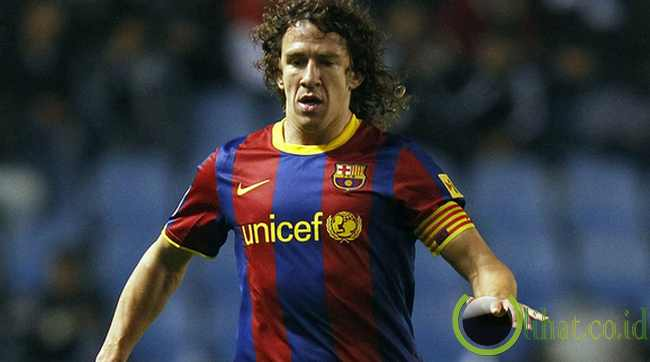 Carles Puyol (Barcelona)