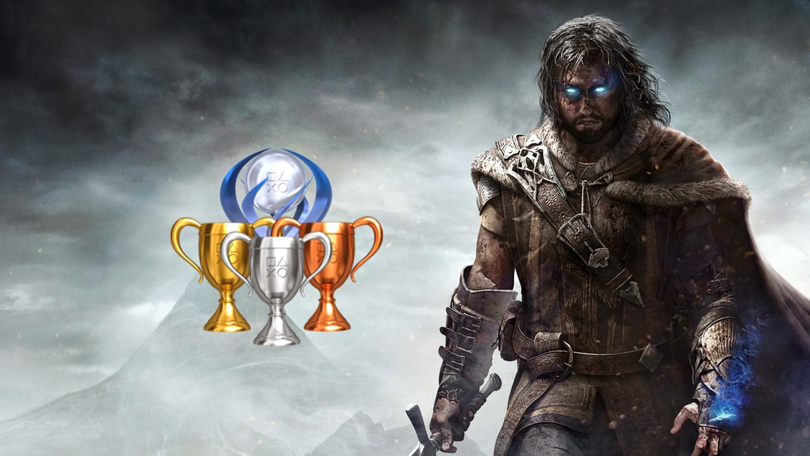 be6024bf04716 Guia de Troféus Middle Earth  Shadow of Mordor - A Place of Games