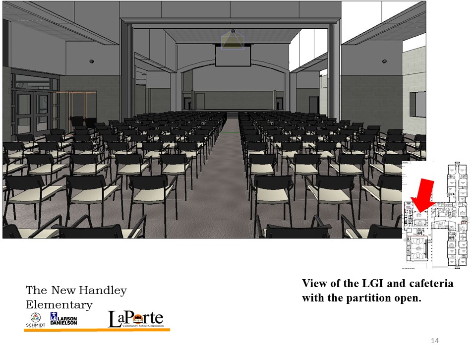 Laporte community schools projects january board update for Laporte community