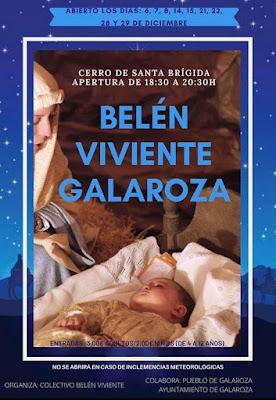 Galaroza - Belén Viviente 2019