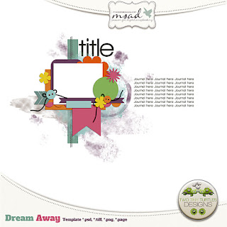 Dream Away by Two Tiny Turtles