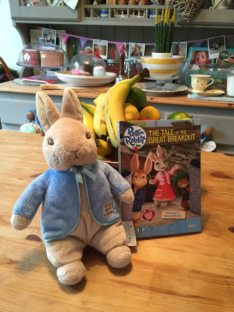 Peter Rabbit DVD collection: The Tale of the Great Breakout
