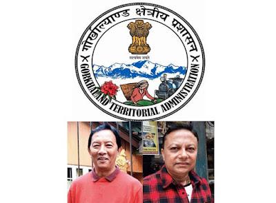gorkhaland territorila administration - Binay Tamang - Anit Thapa