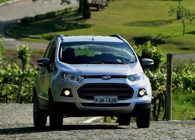 Ford EcoSport 2017 - preço