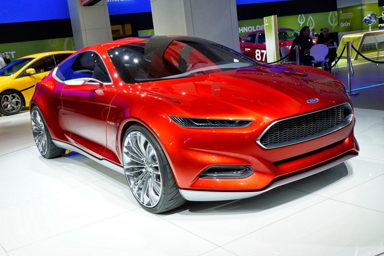 New Car Models: Ford mustang 2015
