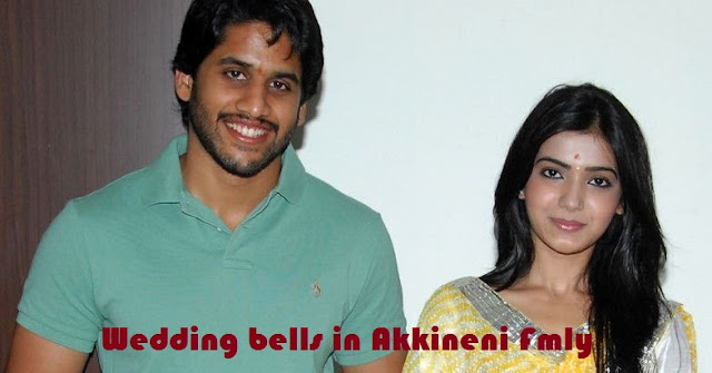 "Akkineni Family Heroes Getting ready for Marriages ""Wedding bells in Akkineni Fmly"""