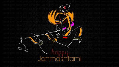 Happy janmashtami 2017 HD Picture