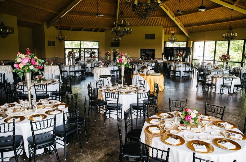 Heritage Hills Golf Wedding Venues