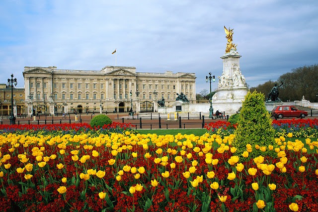 Primavera em Londres