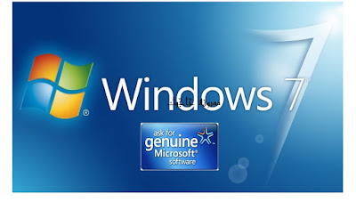 تفعيل جميع اصدارات ويندوز 7 Windows 7 activation