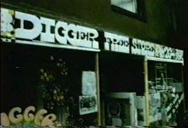 Tienda Digger 1967