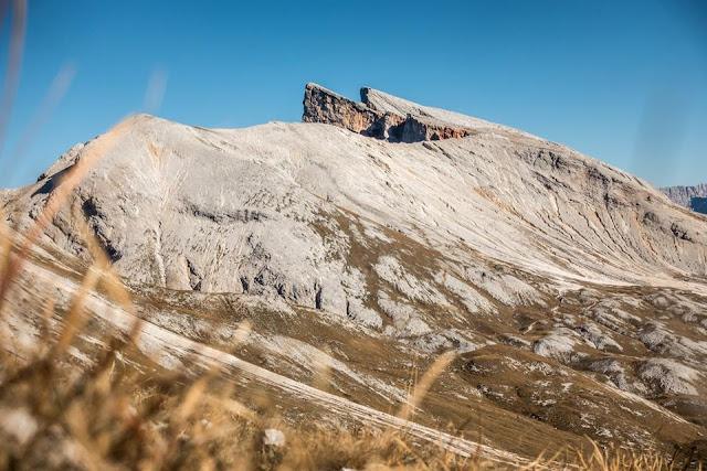 panorama MTB - Ju de Senes / Sennesscharte Mountainbike Tour Bruneck