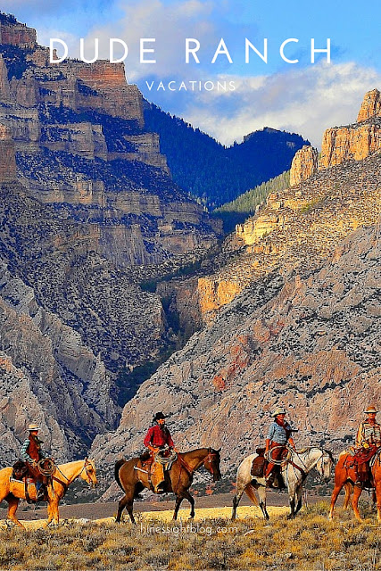 Plan your Dude Ranch Vacation