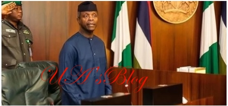 Osinbajo fires back at Atiku over restructuring of Nigeria debate