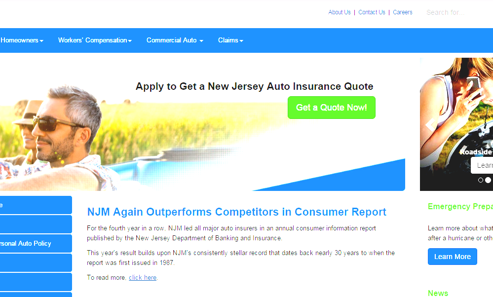 New Jersey Manufacturers Insurance Company