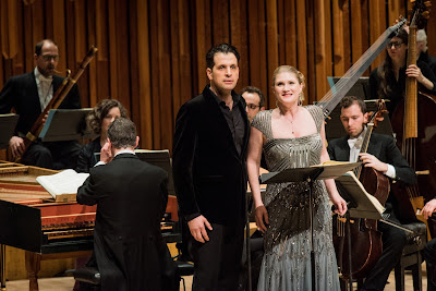 Handel: Rinaldo - Luca Pisaroni, Jane Archibald - The English Concert, Harry Bicket (Photo Robert Workman)