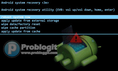 Cara Reset / Instal Ulang HP Android Semua Type Terbaru