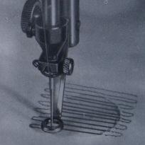 prensatelas zurcidor para maquina de coser domestica refrey