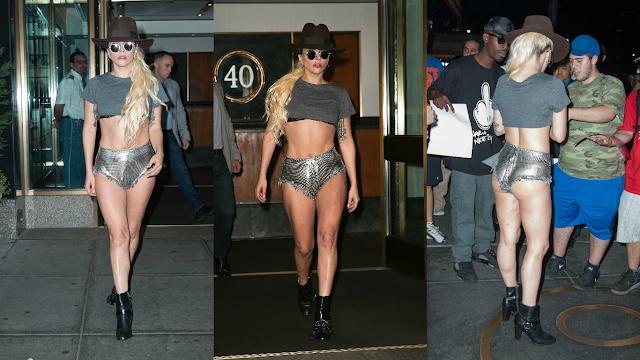 FOTOS HQ Lady Gaga en Nueva York (Septiembre 20)