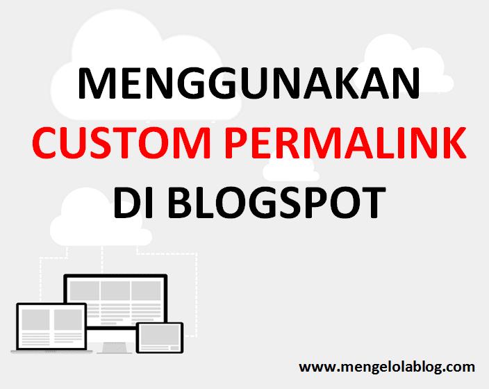 menggunakan-custom-permalink-blogspot
