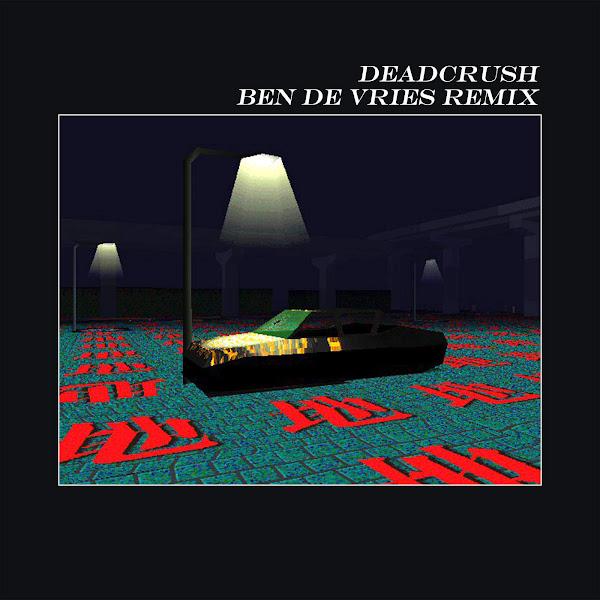 alt-J - Deadcrush (Ben de Vries Remix) - Single Cover