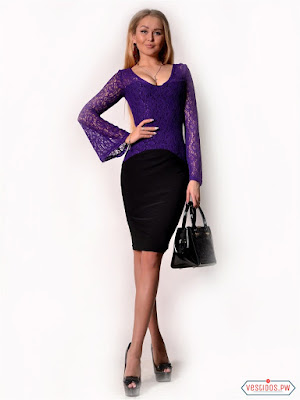 Vestidos para Señoras Elegantes