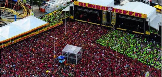 Olinda Beer  carnaval  04 de Fevereiro de 2018
