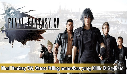game final fantasy xv