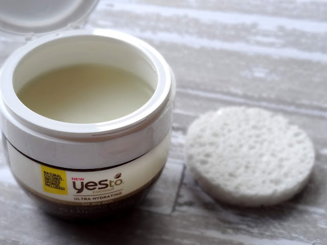 Yes To Coconut Coconut Oil Cleansing Balm