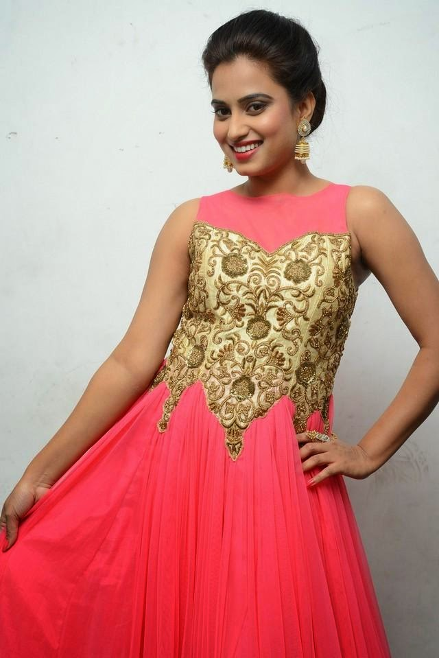 Dimple Chopade In pink Suit New Stills