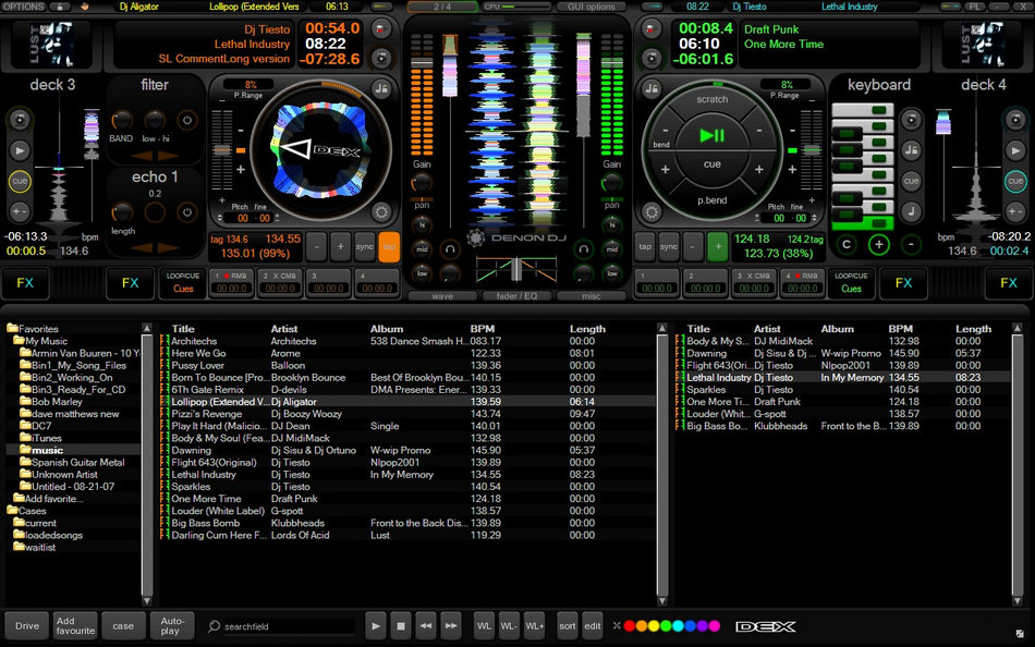 Download PCDJ DEX Crack