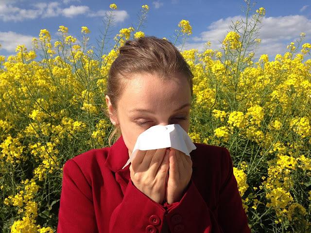 polen alerjisi için tavsiyeler