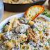 Creamy Asiago Chicken And Mushroom Tortellini Soup Recipe