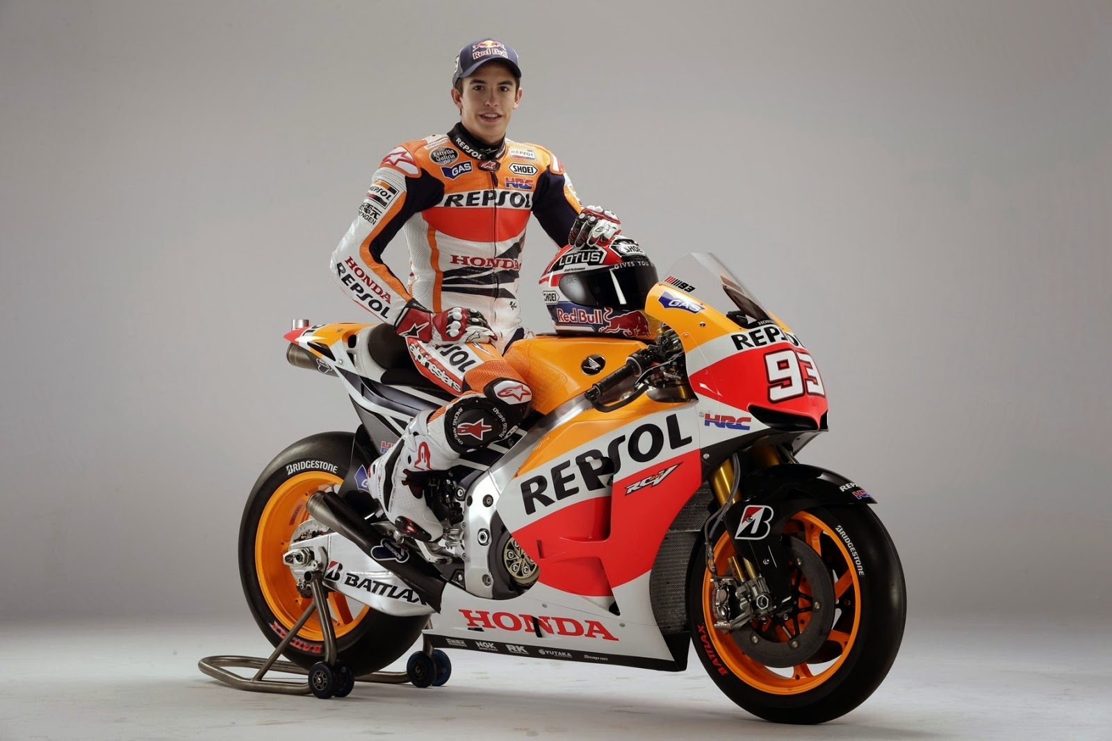 Marc Marquez HD Wallpaper 2014 T Mobile Daily News Collection