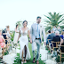 Photos from Olympic swimmer, Michael Phelps' wedding
