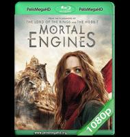MÁQUINAS MORTALES (2018) WEB-DL 1080P HD MKV ESPAÑOL LATINO