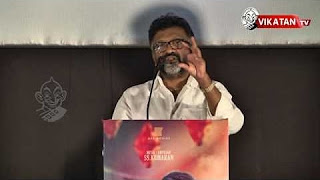 There Is No Small & Big Budget Films – Pattathari Audio Launch