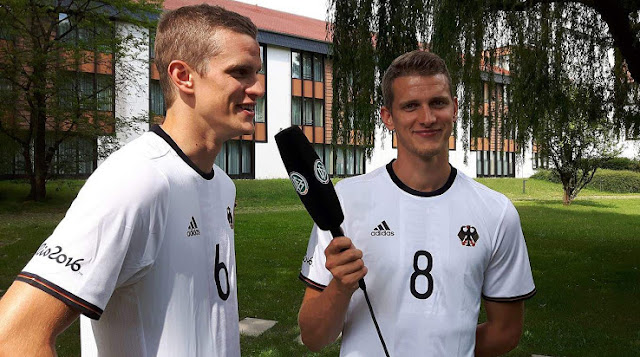adidas presenta las camisetas alemanas para Rio