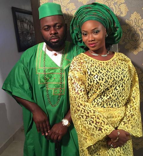 mercy ebosele wedding