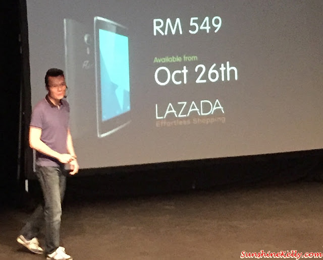 Let's Mobigraph, Alcatel Flash 2, Launch in Malaysia, Flash 2