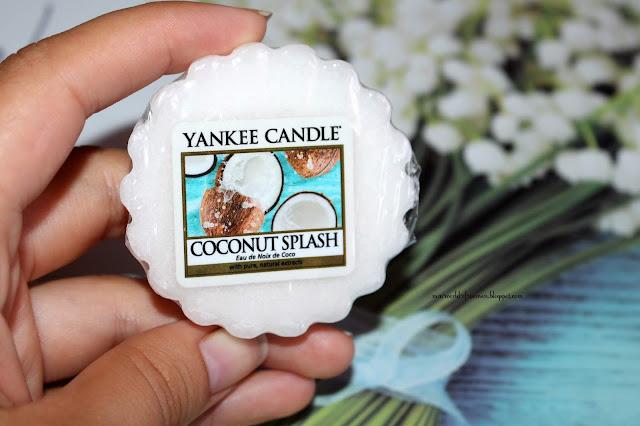Coconut Splash Yankee Candle