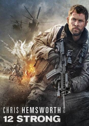 12 Strong [2018] [DVDR] [NTSC] [CUSTOM HD] [Subtitulado]