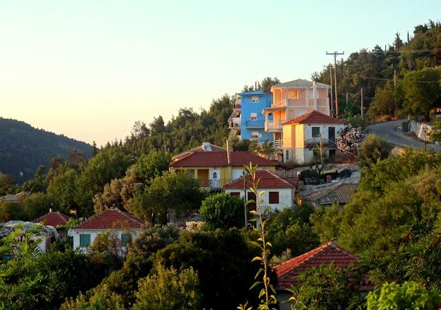 Athani Village Lefkada