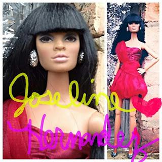 Joseline Hernandez Doll