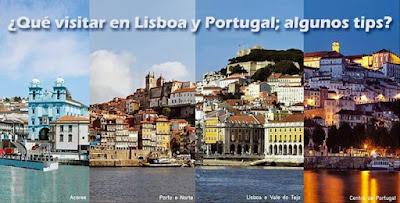 ¿Qué visitar en Lisboa y Portugal; algunos tips?