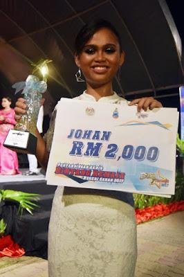Juara Bintang Remaja Sabah 2017